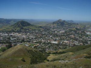 Aerial View of San Luis Obispo