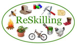 ReSkilling Logo