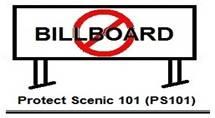 Project Scenic 101 Logo