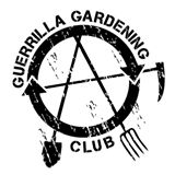 Guerrilla Gardening Club Logo