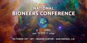 National Bioneers Conference Flyer