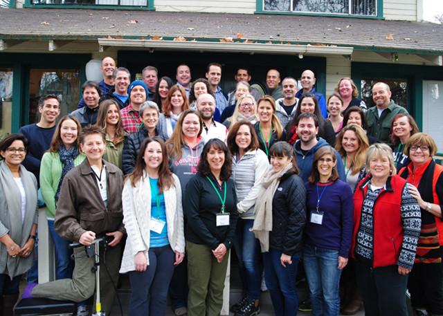 Leadership SLO Class XXIV Alumni Group Photo