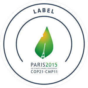 COP21 Paris 2015 Logo