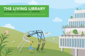Cal Poly The Living Library Exhibit Flyer