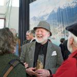 Dave Foreman, Ted Hamilton, Stacey Hunt, Michael Jencks at Doug Tompkins Tribute January 31, 2016